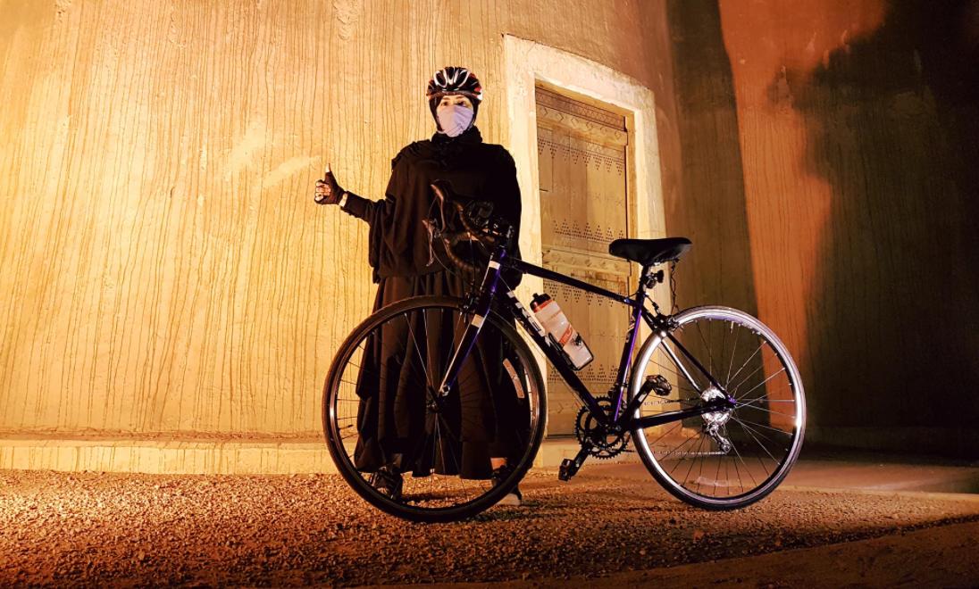 Bisiklete binmek ve Suudi Arabistan'da kadın hakları mücadelesi – Sophie Hemery