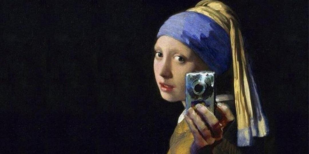 Selfie/özçekimi ciddiye almak – Mary McGill