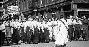 Kadınlar en başından bu yana 1 Mayıs'ta: Haymarket Kadın İsyancıları