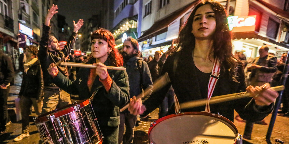 Pandemi öncesi Türkiye'de isyanlar ve halk hareketleri – Şeyma Özberk