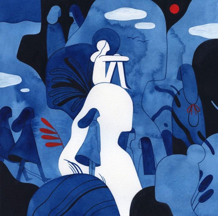 Bir hayalet dolaşıyor, kadınlara cesaret veren – Deniz Uysal