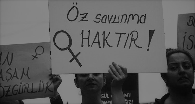 Özsavunma haktır, Melek İpek serbest bırakılsın!
