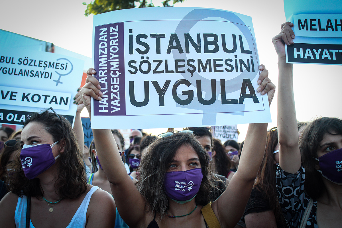 İstanbul Sözleşmesi – İlsu İrmeşe
