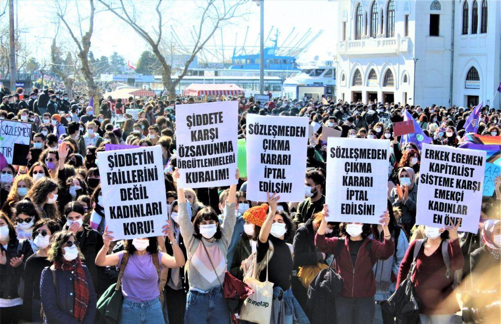 İstanbul Sözleşmesi'ne Yönelik Saldırılara Karşı Ulus Ötesi Bir Yanıt- EAST