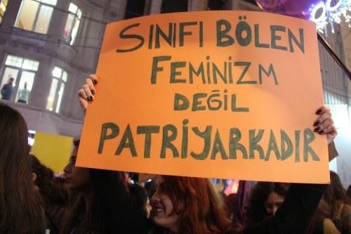 Feminizm bölse mi artık şu sınıf mücadelesini ya da feminist sınıf siyaseti ve 1 Mayıs – Hülya Osmanağaoğlu